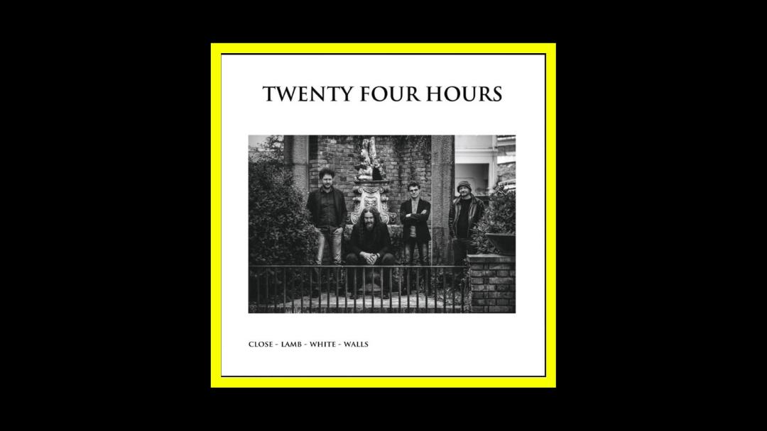 Twenty Four Hours –  Close – Lamb – White – Walls