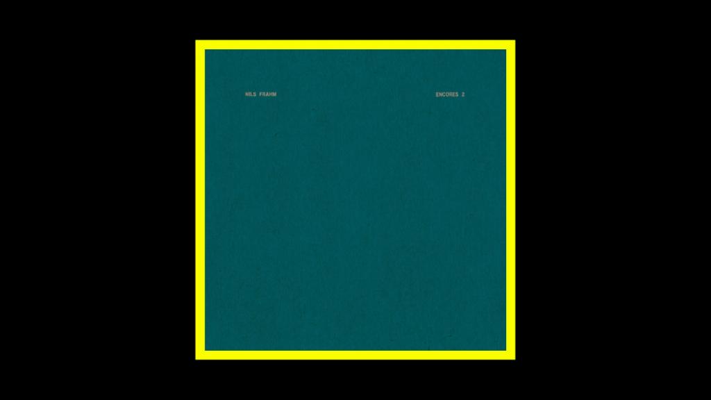 Nils Frahm - Encores 2 Radioaktiv