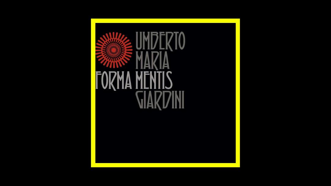 Umberto Maria Giardini – Forma Mentis