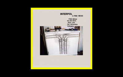 Interpol – A Fine Mess