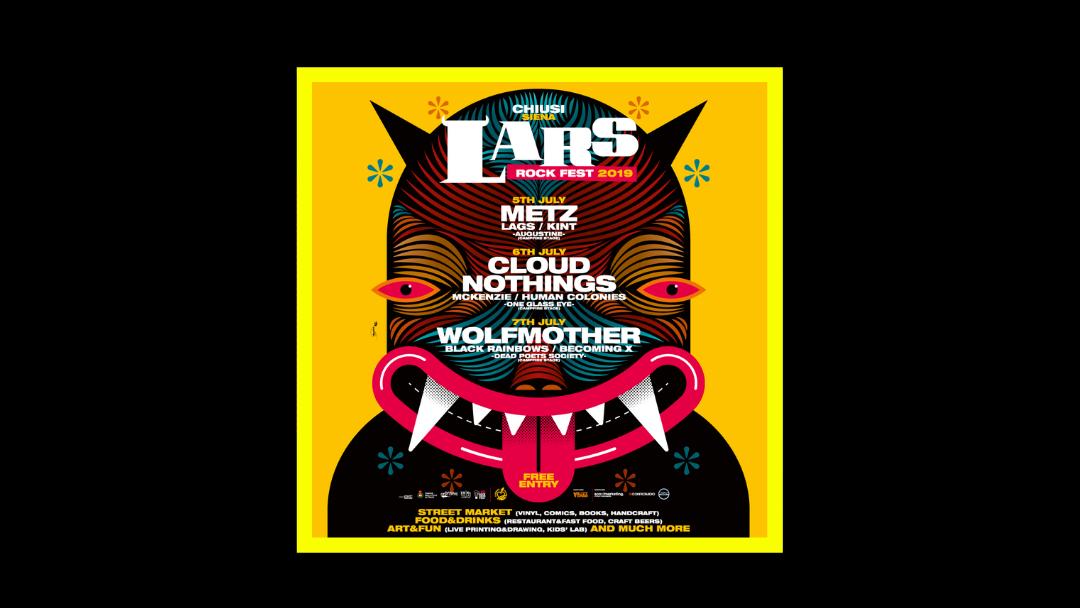 Lars Rock Fest Radioaktiv