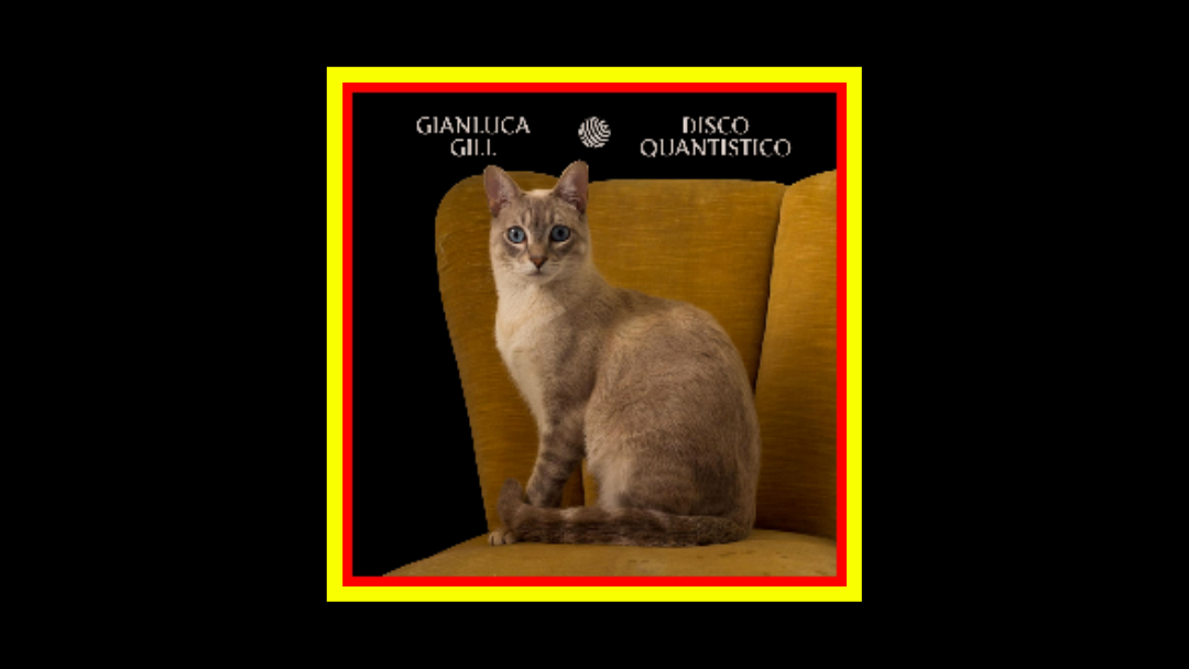 Gianluca Gill – Disco Quantistico