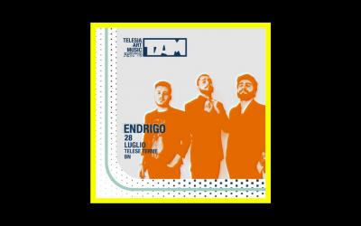 Gli Endrigo si aggiungono alla folta Line Up del TAM Fest 2019