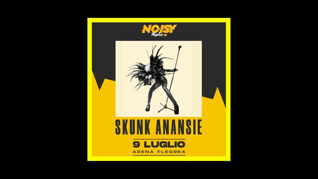 Skunk Anansie Noisy Naples Fest Radioaktiv