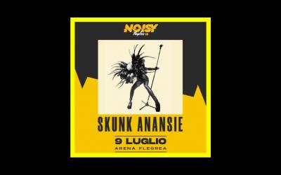 Gli Skunk Anansie inaugurano la quarta edizione del Noisy Naples Fest