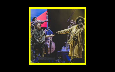 Kamasi Washington con Enzo Avitabile e Bottari al Noisy Naples Fest