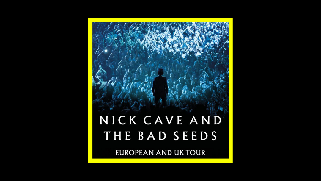 nick cave and the bad seeds european tour radioaktiv