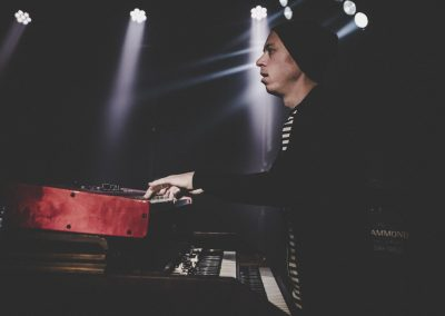Cory Wong - Monk - Foto di Liliana Ricci