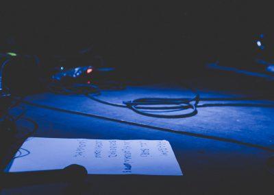 Umut Adan - Rome Psych Fest 2019 - Foto di Liliana Ricci