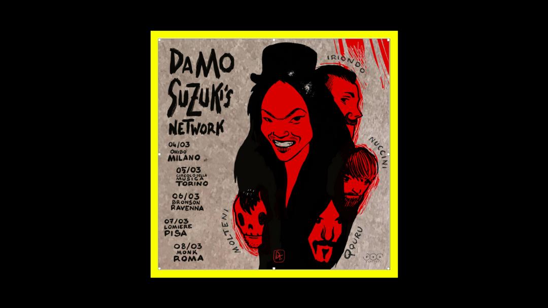 Damo Suzuki Radioaktiv