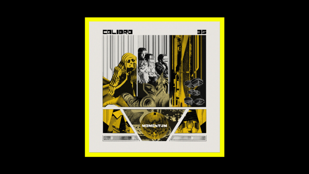 Calibro 35 - Momentum Radioaktiv