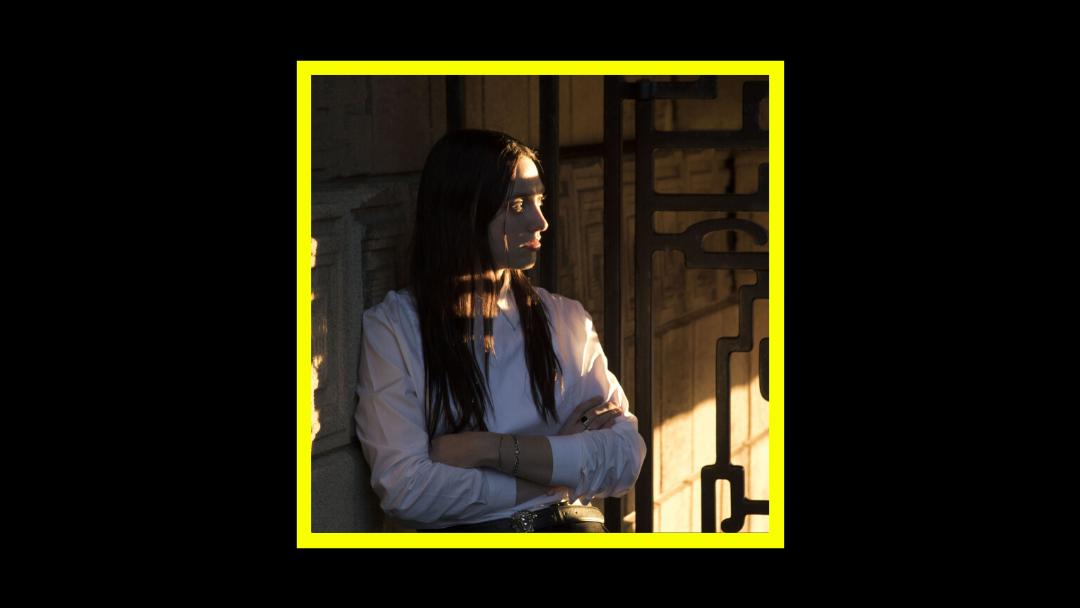 Emma Acs - While I Shoot My Fortress Of Delusions Radioaktiv