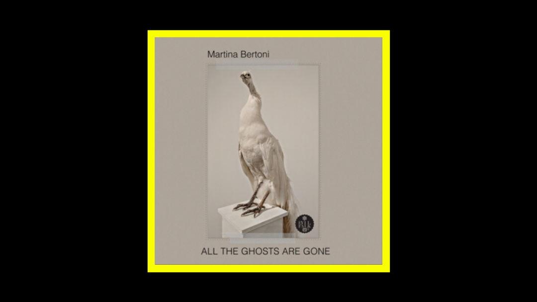 Martina Bertoni - All The Ghosts Are Gone Radioaktiv