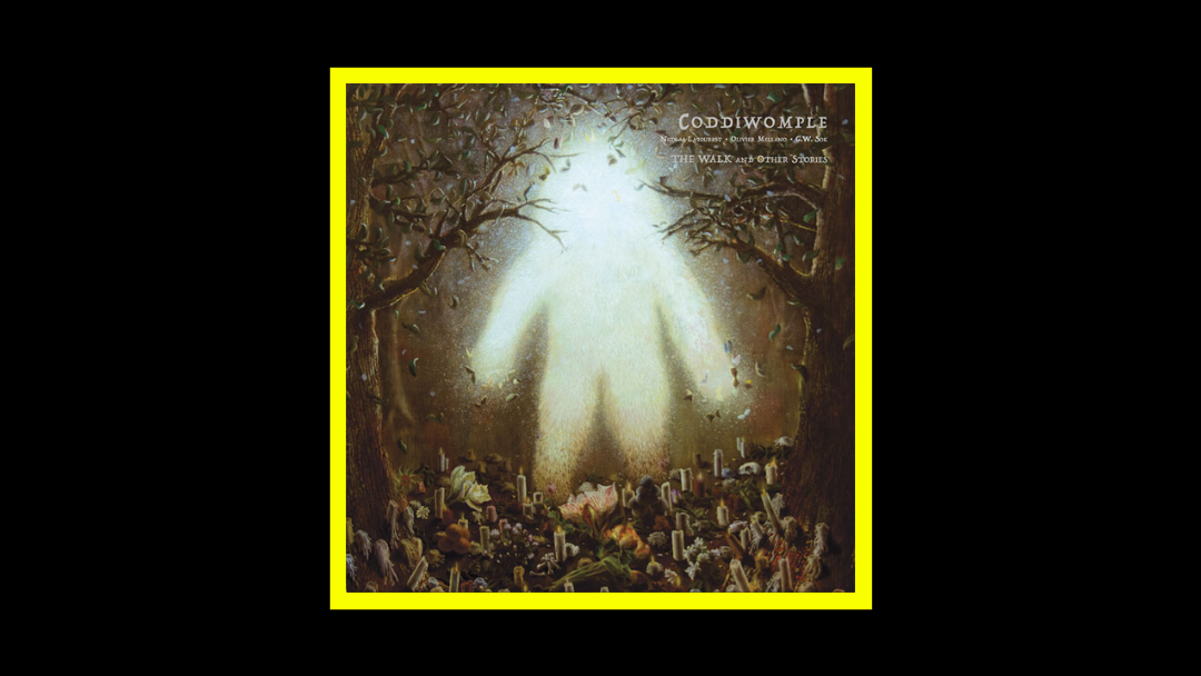 Coddiwomple – THE WALK and other stories