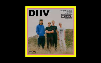 Ufficiale: i DIIV saranno ospiti del TOdays Festival 2020