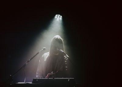 Calibro 35 - Monk - Foto di Liliana Ricci