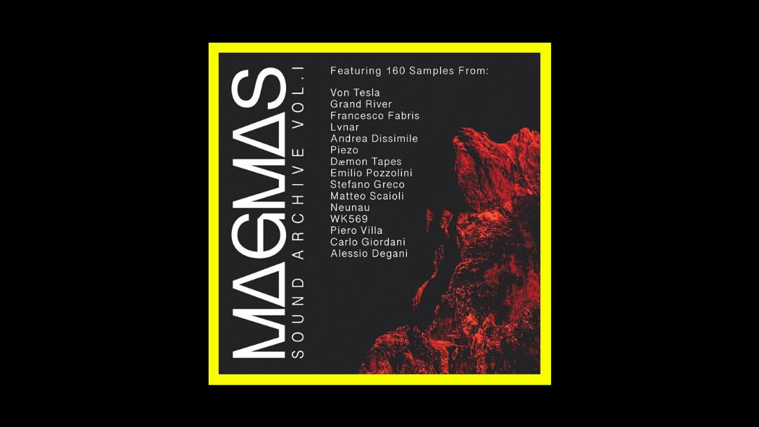"""""""Sounds Archive Vol.I"""" è la prima uscita per MAGMAS"""