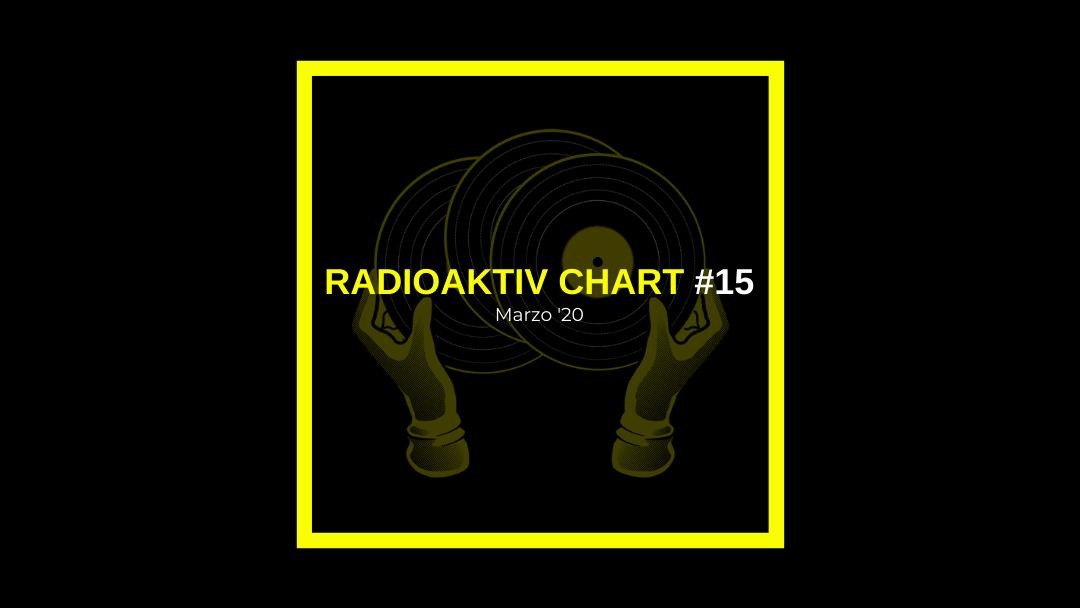 Radioaktiv Chart Cover