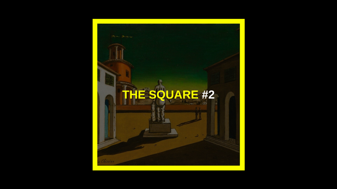 the square radioaktiv