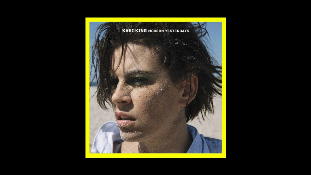 Kaki King - Modern Yesterdays Radioaktiv