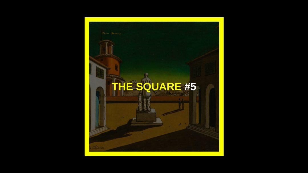 The Square radioaktiv violent scenes