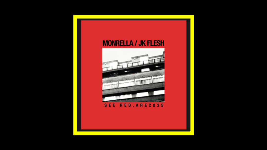 Monrella JK Flesh - See Red Radioaktiv