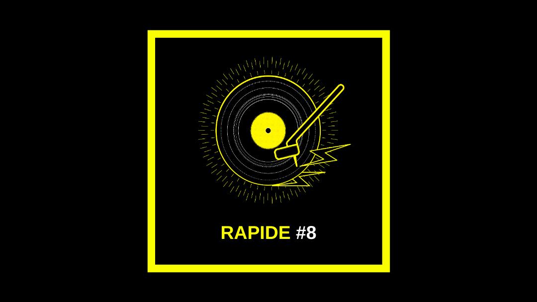 Cover Rapide Radioaktiv