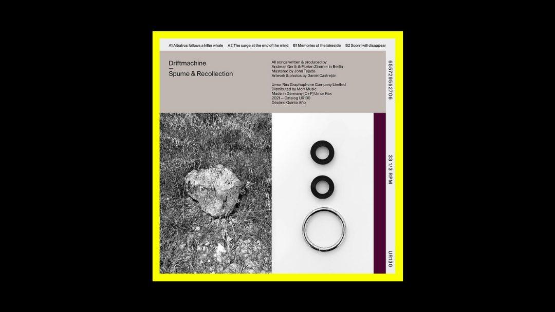 Driftmachine - Spume & Recollection Radioaktiv