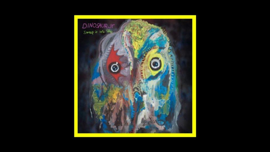 Dinosaur Jr. - Sweep It Into Space Radioaktiv