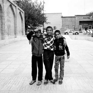 iran trio Radioaktiv